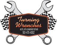 Turning Wrenches - Auto Repair in Covington, TN Logo